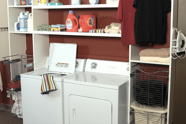Pantry Laundry Lifespan Closets